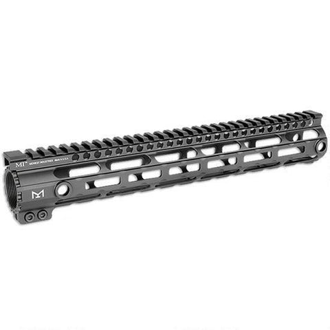 "MIDWEST INDUSTRIES D.P.M.S 15"" .308 M-LOK FREE FLOAT HANDGUARD - BLACK"