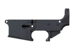 ANDERSON AR-15 80% LOWER RECEIVER TYPE 3 ANDODIZED BLACK