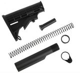 "80% COMPLETE 5.56 16"" CARBINE UTG QUAD RAIL BUILD KIT"