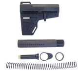 "80% AR15 556 10.5"" PISTOL BUILD KIT KEYMOD - BLACK"