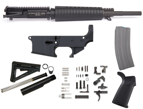80% AR15 ALEXANDER ARMS 50 BEOWULF COMPLETE RIFLE BUILD KIT