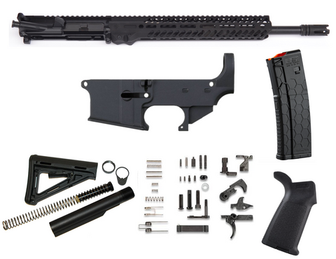 "80% AR15 458 SOCOM 16"" RIFLE BUILD KIT"