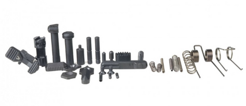 STRIKE INDUSTRIES AR ENHANCED LOWER PARTS KIT - MINUS HAMMER, TRIGGER AND DISCONNECTOR