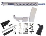 "80% AR15 5.56 16"" BALLISTIC ADVANTAGE FREE FLOAT KIT - MAGPUL FDE CERAKOTE"