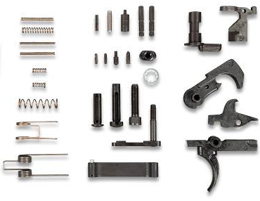 ANDERSON LOWER PARTS KIT MINUS GRIP