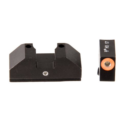 XS SIGHTS F8 NIGHT SIGHTS GLOCK 17,19,22-24,26,27,31-36,38