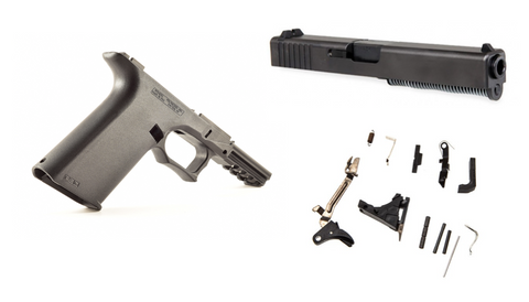 80% GLOCK 17 POLYMER80 LONE WOLF BUILD KIT - ODG