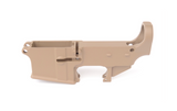 80% CERAKOTE AR-15 LOWER RECEIVER - FDE