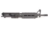 "5.56 10.5"" BLACK MAGPUL A2 DISSIPATOR COMPLETE UPPER"