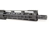 "5.56 10.5"" BLACK KEYMOD FREE FLOAT HAND GUARD"