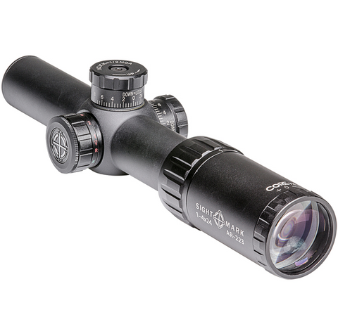 SIGHTMARK CORE TX AR-223 BDC RIFLESCOPE - 1-4X24
