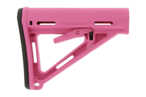 MAGPUL MOE CARBINE STOCK MIL SPEC - PINK