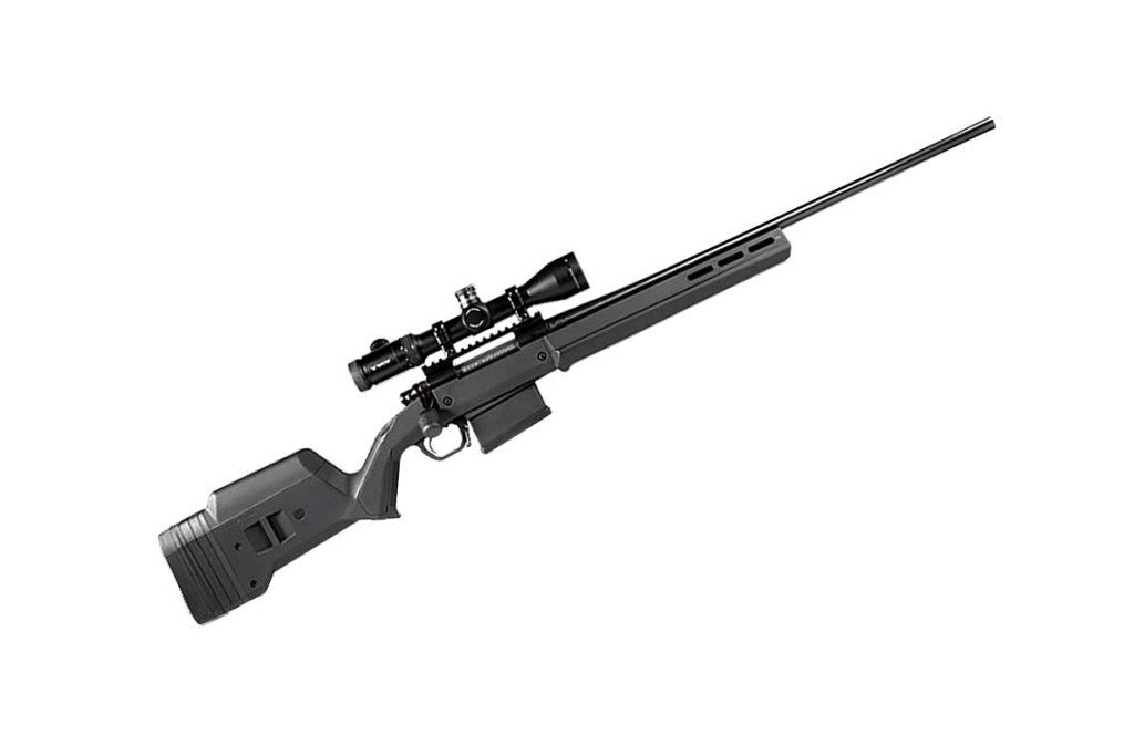 Magpul Hunter 700l Stock Remington 700 Long Action Black
