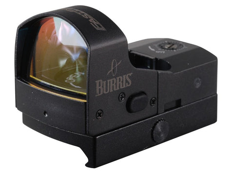 BURRIS FASTFIRE 3 RED DOT WITH PICATINNY MOUNT 8 MOA DOT - BLACK