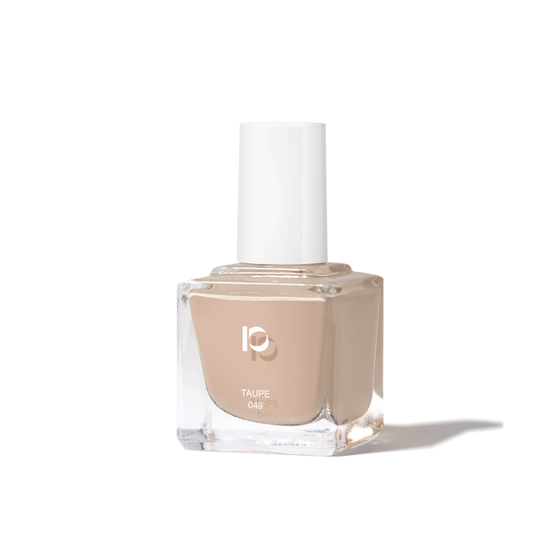 persona nail polish in Taupe