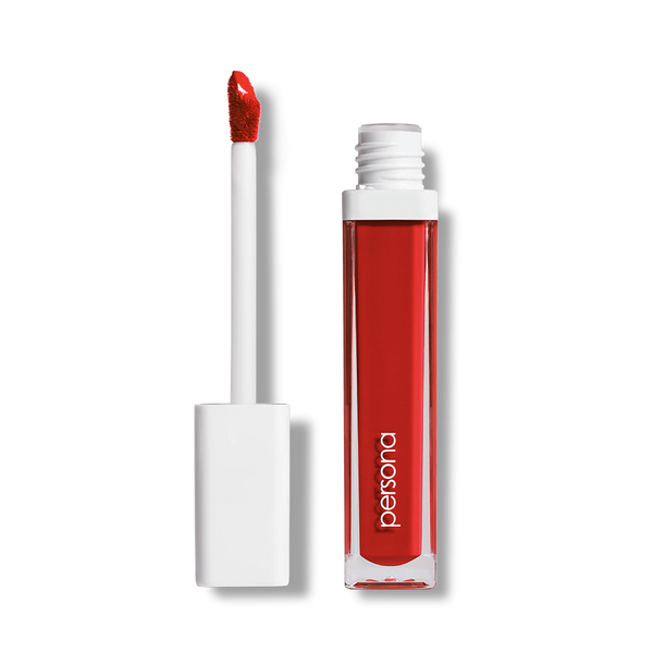 persona liquid matte red lipstick in phoenix
