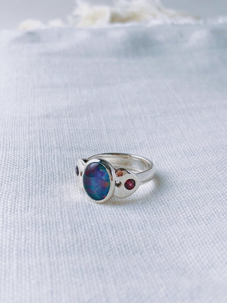 Sacred Hearts Ring