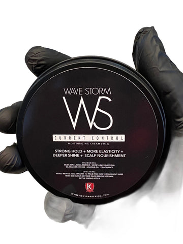 WAVE STORM-CURRENT CONTROL W/ SHEA BUTTER 4oz