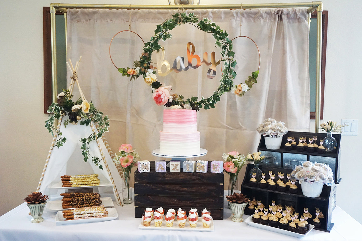 Baby Shower Decor Ideas for a Girl – Happiest Baby