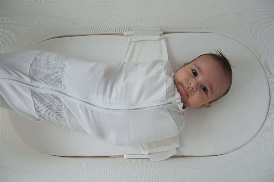 Image result for Swaddling to prevent SIDs