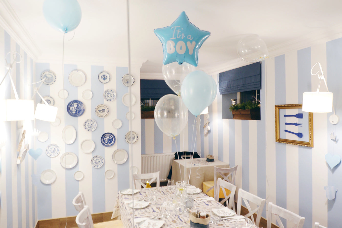 Baby Boy Shower Decoration Ideas And Themes Happiest Baby