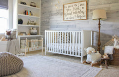 15 Homegrown Farmhouse Nursery Ideas