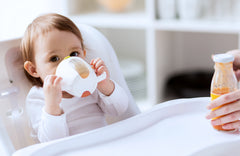When Can Babies Drink Juice?