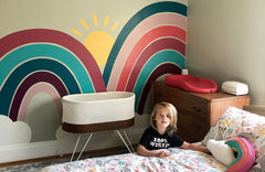 18 Nursery Mural Ideas to Elevate Your Baby's Space