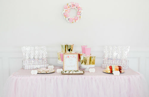 13 Sweet Sip-and-See Party Ideas to Welcome Baby