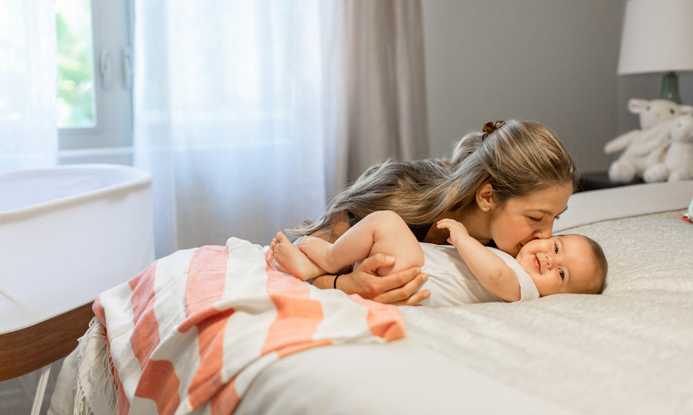 building a strong baby parent bond with your newborn happiest baby