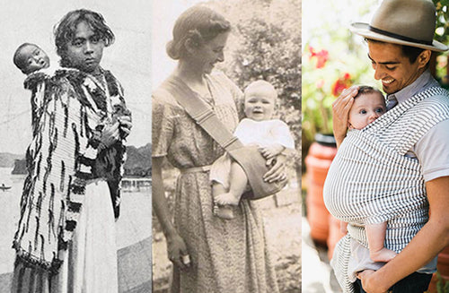 Baby Carriers: Ancient Wisdom Makes a Comeback