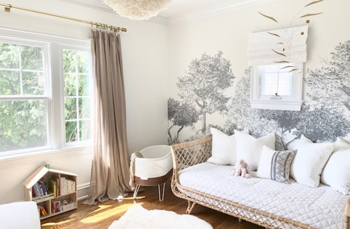 Neutral Nursery Feature: A Nod to Heritage and Whimsy