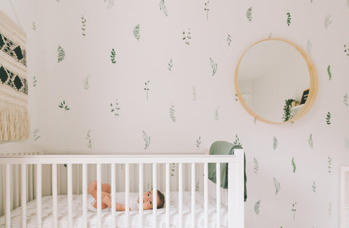 20 Breathtaking Nature Nursery Ideas