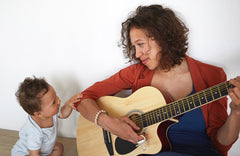 50 Simple Songs to Sing With Your Kids