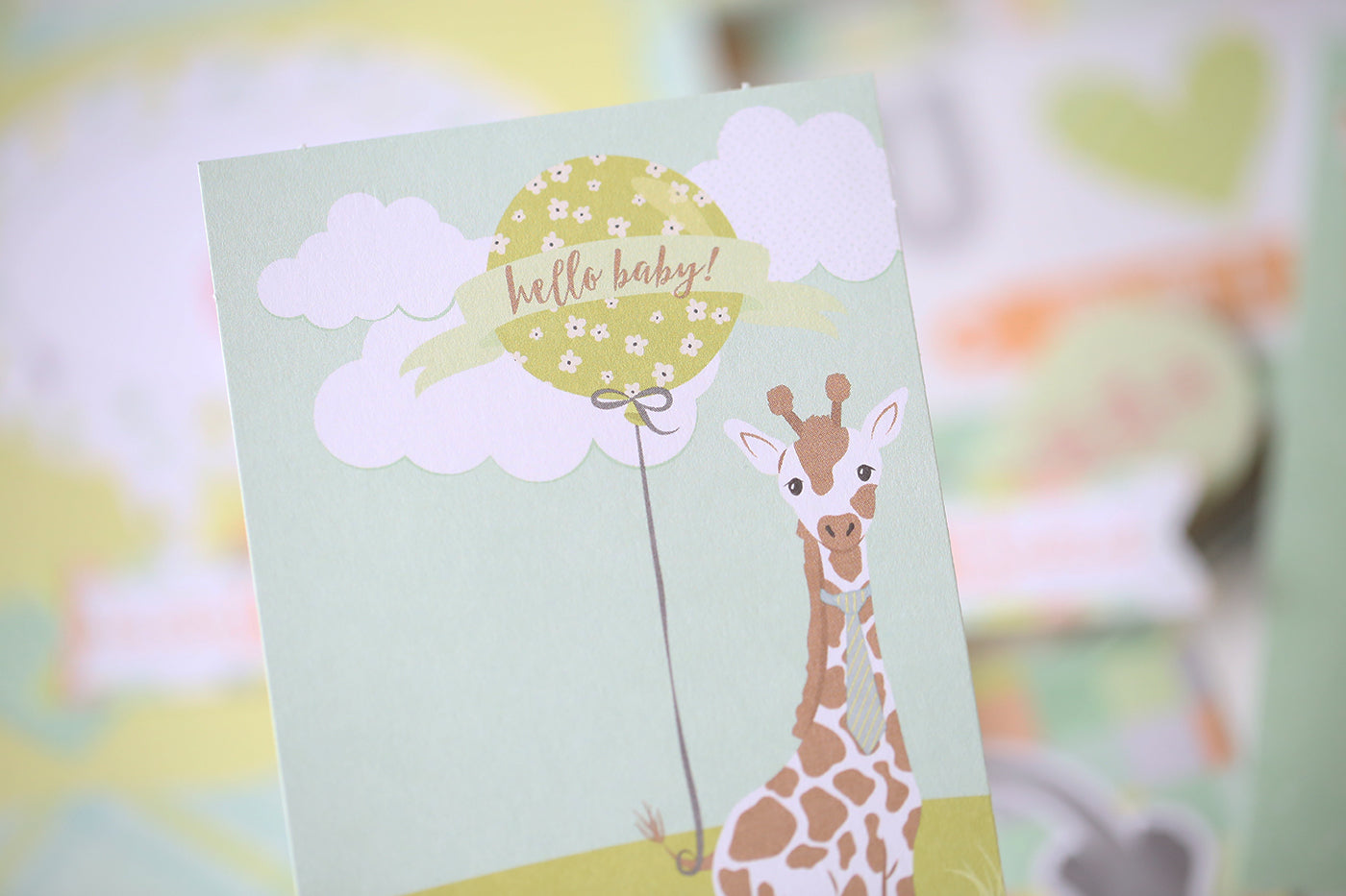 What To Write In A Baby Shower Card Happiest Baby