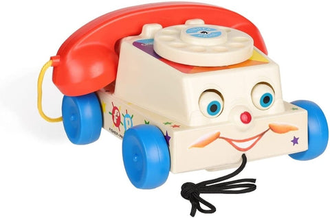 Fisher Price toy pull phone