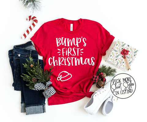 Christmas Pregnancy Announcement Ideas Happiest Baby
