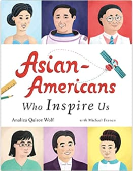Asian Americans Who Inspire Us book cover
