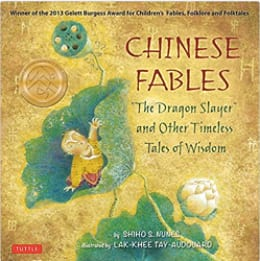Chinese Fables book cover