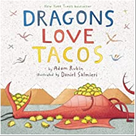 Cover of Dragons Love Tacos
