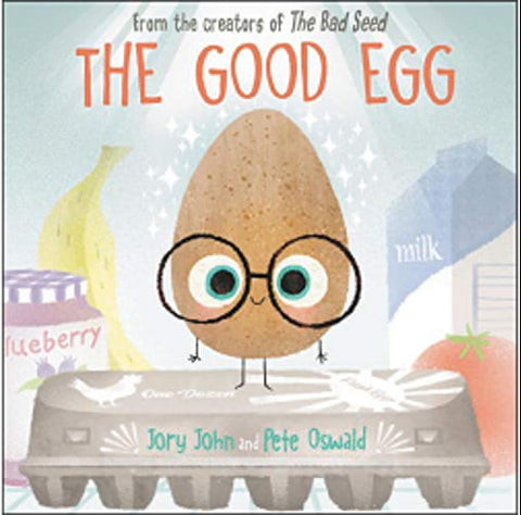 Cover of The Good Egg