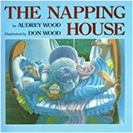 Cover of The Napping House