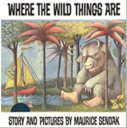 Cover of Where the Wild Things Are