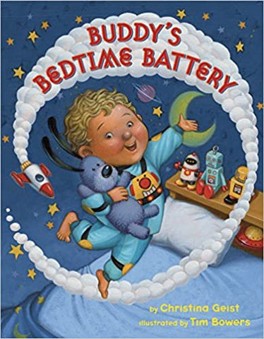 bedtime books - Buddy's Bedtime Battery by Christina Geist