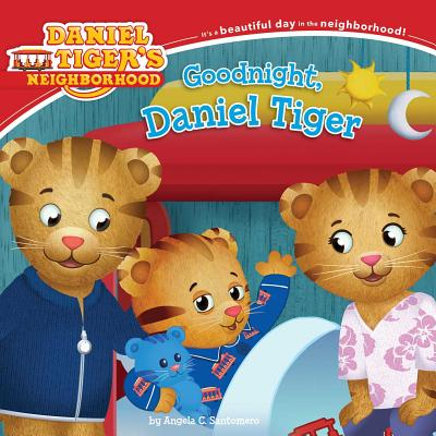 bedtime books - Good Night, Daniel Tiger by PBS Kids