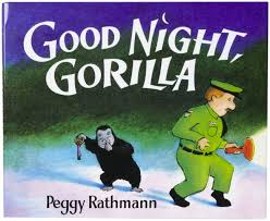 bedtime books - Goodnight Gorilla by Peggy Rathmann