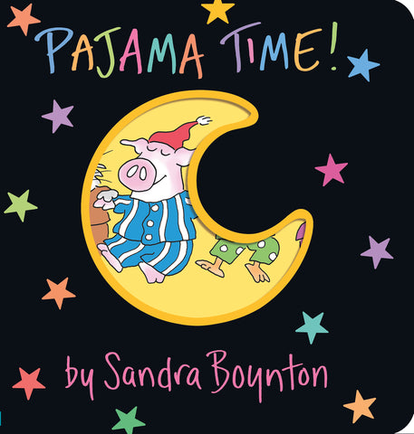 bedtime books - Pajama Time by Sandra Boynton