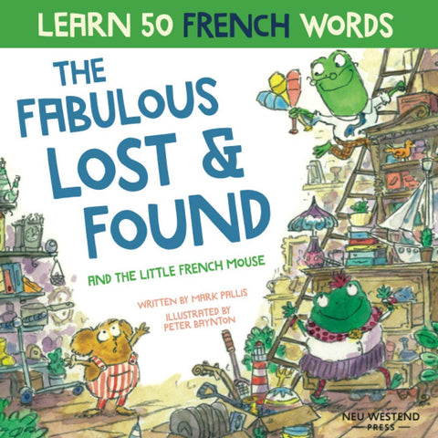 French children's books - Fabulous Lost & Found