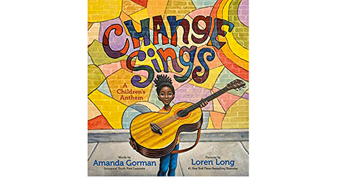 Black history books - Change sings