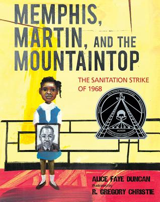 Black history books - Memphis, Martin, and the Mountaintop